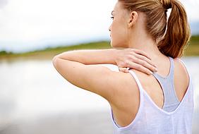 Nackenmuskulatur Stärken